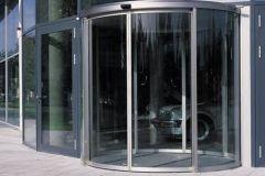half-ronde-deur